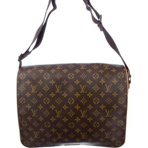 Louis Vuitton Abbsesses Messenger Bag